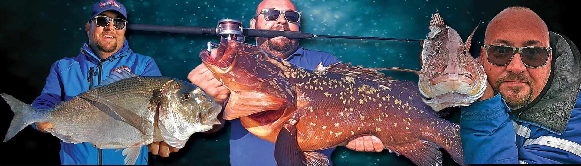 Vuoi acquistare i materiali che utilizzo in pesca ?
